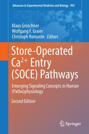 Store-operated Ca²¿ Entry (SOCE) Pathways