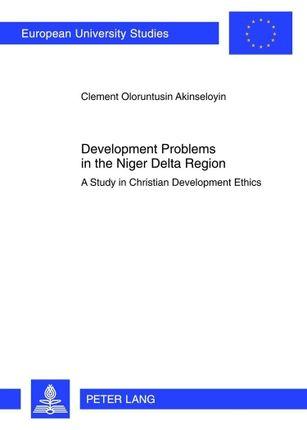 Development Problems in the Niger Delta Region