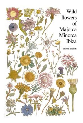 Wild flowers of Majorca Minorca and Ibiza