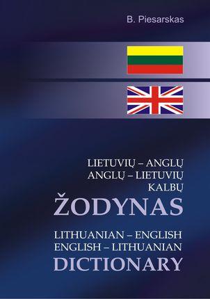 Lietuvių – anglų, anglų – lietuvių kalbų žodynas