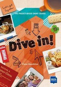 Dive in! Orange. Let's get together. Buch + online