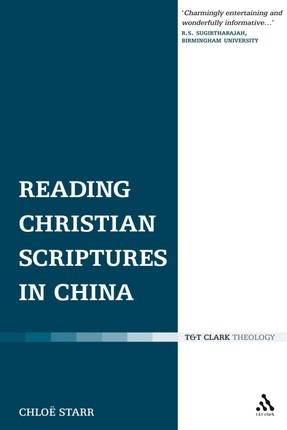 Reading Christian Scriptures in China