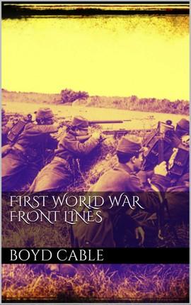 First World War Front Lines