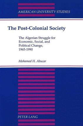 The Post-Colonial Society