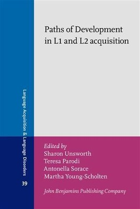 Paths of Development in L1 and L2 acquisition