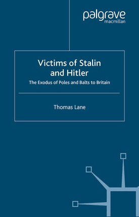Victims of Stalin and Hitler