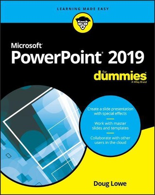 PowerPoint 2019 For Dummies