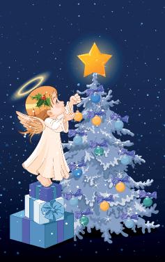 Kalėdinis sveikinimo atvirukas, mažas