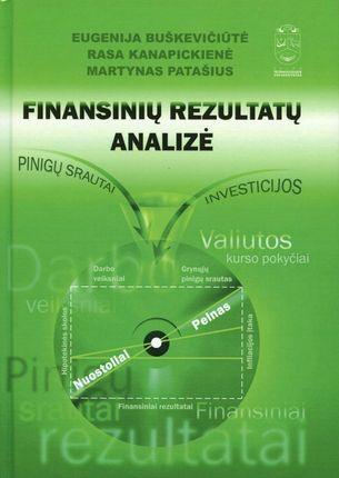 Finansinių rezultatų analizė