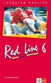 Red Line New 6. Vokabellernenheft. Bayern