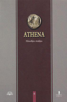 Athena. Filosofijos studijos, Nr. 6