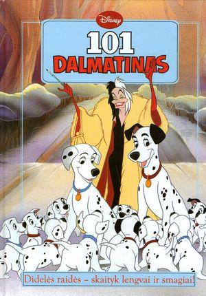 101 dalmatinas (Didelės raidės)