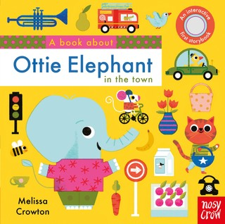 A Book About Ottie the Elephant