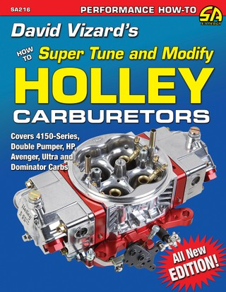David Vizard's Holley Carburetors