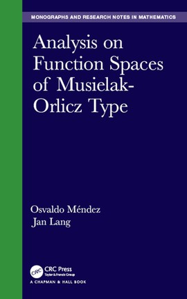 Analysis on Function Spaces of Musielak-Orlicz Type