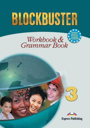 Blockbuster 3. Workbook & grammar. Anglų kalbos pratybos ir gramatika