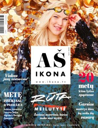 VMG: AŠ Ikona. Nr 8. 2017