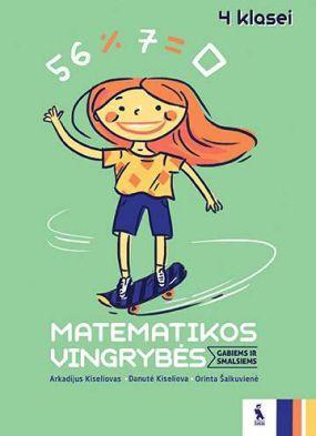 Matematikos vingrybės IV klasei