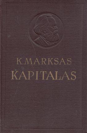 Kapitalas. III tomas