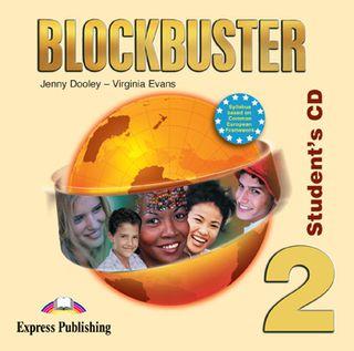 Blockbuster 2. Student's CD. Klausymo diskas