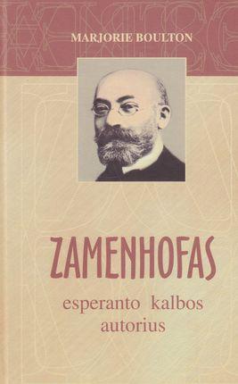 Zamenhofas esperanto kalbos autorius