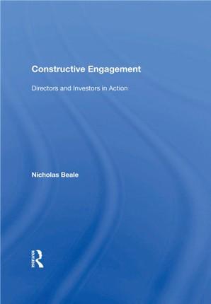 Constructive Engagement