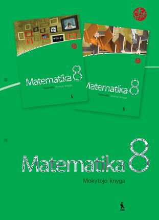 Matematika VIII klasei. Mokytojo knyga (ŠOK)