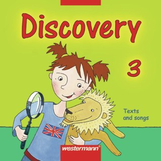 Discovery 3. Text and Songs. CD. Bayern