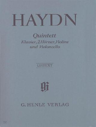 Quintett Es-dur Hob. XIV:1 für Klavier, 2 Hörner, Violine und Violoncello