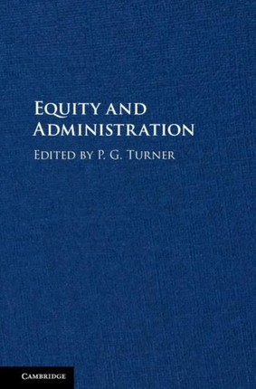 Equity and Administration