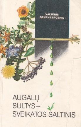 Augalų sultys – sveikatos šaltinis