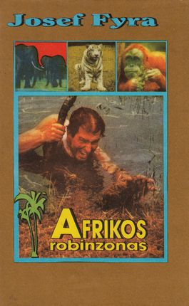 Afrikos robinzonas