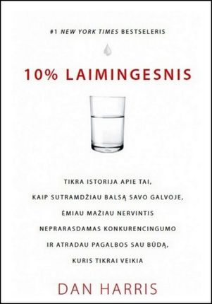 10% laimingesnis
