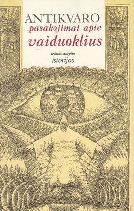 Antikvaro pasakojimai apie vaiduoklius ir kitos šiurpios istorijos