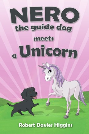 Nero the Guide Dog Meets a Unicorn