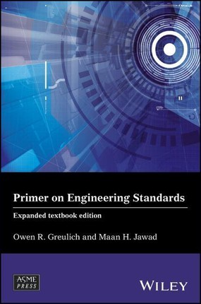 Primer on Engineering Standards