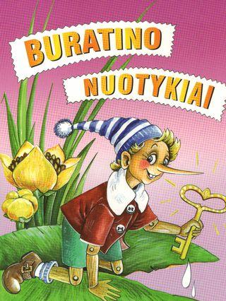 Buratino nuotykiai (didelės raidės)