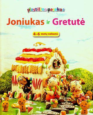Plastilino pasakos. Joniukas ir Gretutė. 4 - 6 metų vaikams