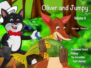 Oliver and Jumpy, Volume 8