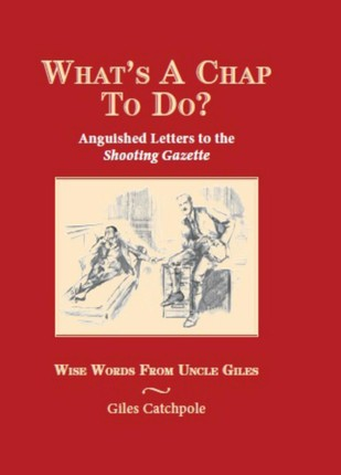 What's A Chap To Do?