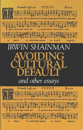 Avoiding Cultural Default and Other Essays