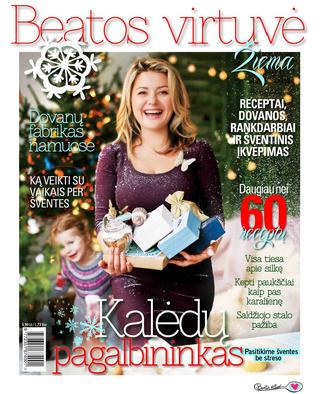Beatos virtuvė. Žurnalas. Žiemos numeris (2014)