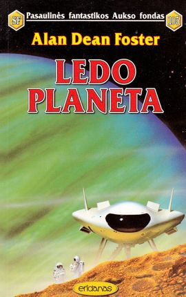 Ledo planeta (PFAF 105)