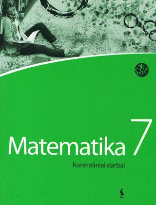 Matematika. Kontroliniai darbai VII klasei (ŠOK)