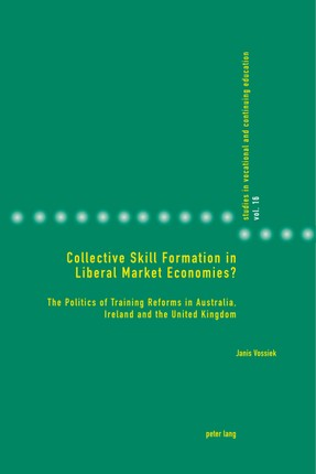 Collective Skill Formation in Liberal Market Economies?