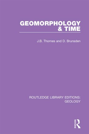 Geomorphology & Time