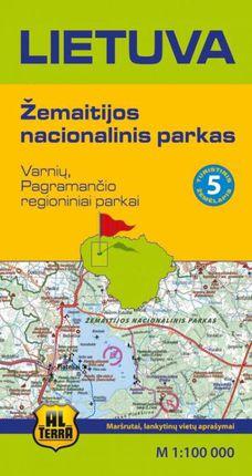 Lietuva. Žemaitijos nacionalinis parkas. Varnių, Pagramančio regioniniai parkai