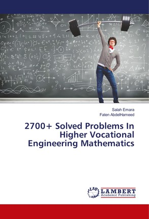 2700+ Solved Problems In Higher Vocational Engineering Mathematics