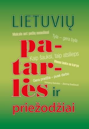 Lietuvių patarlės ir priežodžiai (2020)