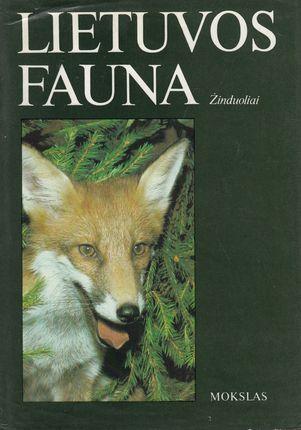Lietuvos fauna. Žinduoliai. 1 dalis